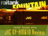 [raitank fountain extra]Shoot.05 片手で気軽に4K撮影 JVC GY-HMQ10:Vol.1