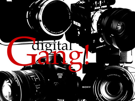 [DigitalGang!]Shoot.21 いよいよ6K実戦へ!RED EPIC DRAGONの挑戦