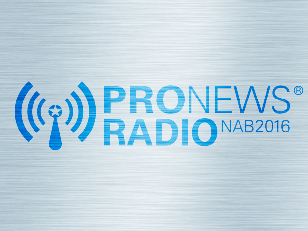 PRONEWS Radio @ NAB2016
