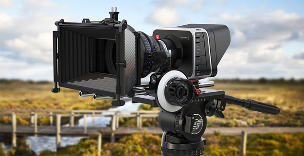 Blackmagic Cinema Camera 運用イメージ