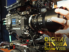 Digital Cinema Bülow V~CineGear 2016