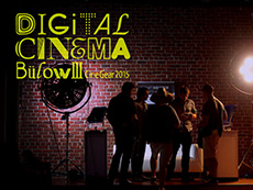 Digital Cinema Bulow III ~ CineGear 2015