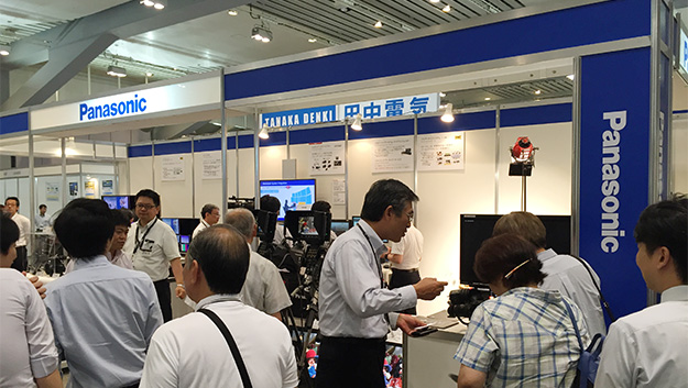 KANSAI2016_panasonic_booth