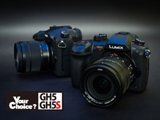 Your Choice?GH5 or GH5S