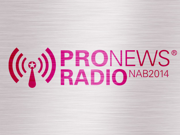 PRONEWS RADIO @NAB2014