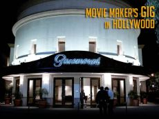 Movie Maker's GIG in Hollywood