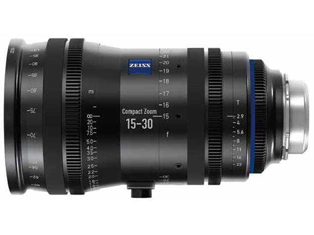 [InterBEE2014]カールツァイス、「ZEISS Compact Zoom CZ.2 15-30mm T2.9」の実機を国内初展示