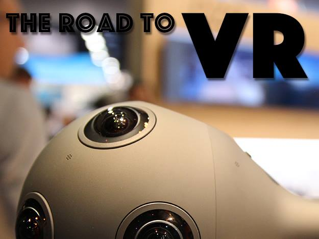 THE ROAD TO VR/Vol.01