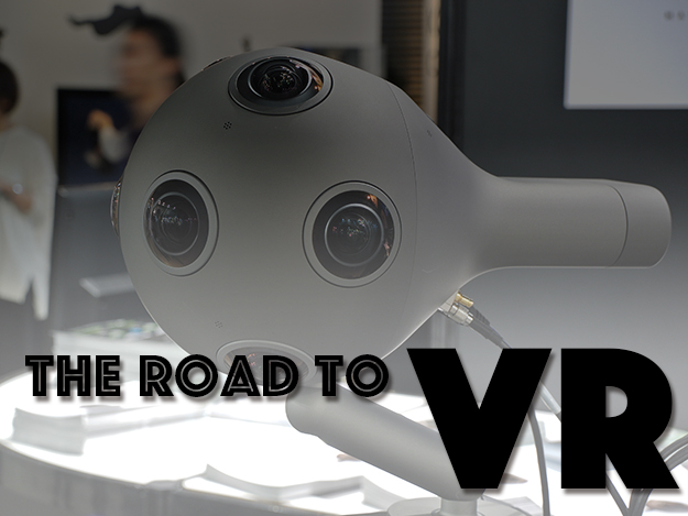 THE ROAD TO VR/Vol.05