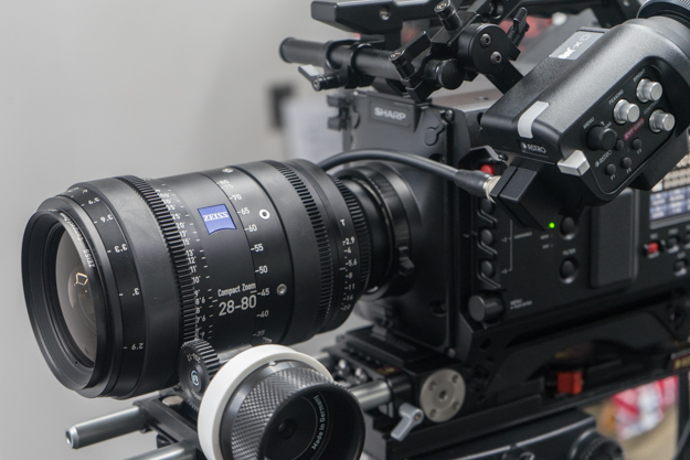 Sharp's $77,000 camcorder shows that 8K is coming soon