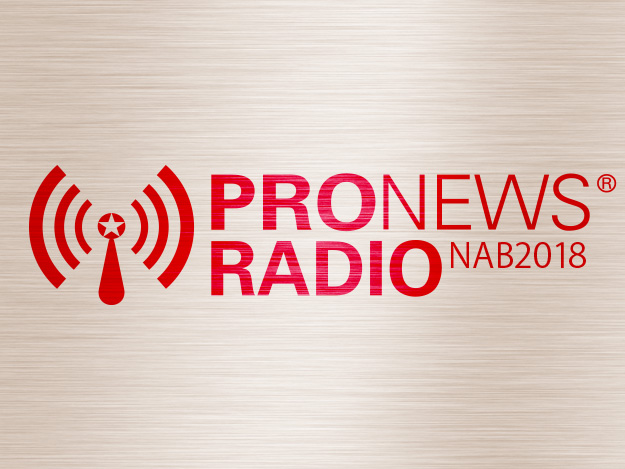 PRONEWS Radio @ NAB2018