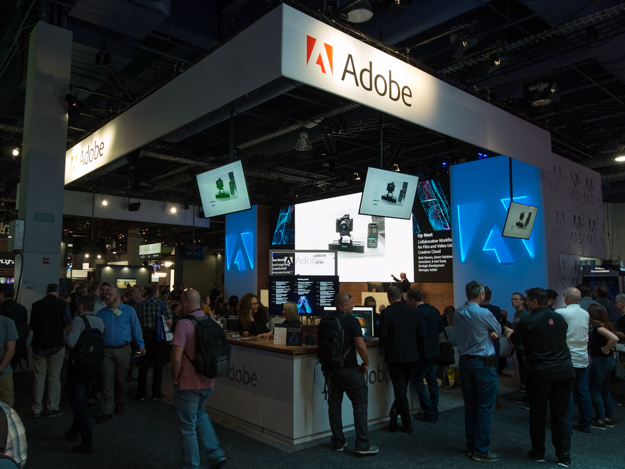 [NAB2018:Adobe]Premiere ProやAfter Effectsの最新バージョンを展示