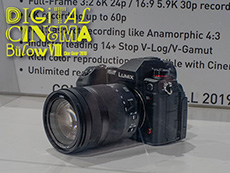 Digital Cinema Bülow VIII~Cine Gear 2019