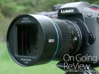 [OnGoing Re:View]Vol.83 SIRUI「50mm F1.8 Anamorphic Lens」レビュー