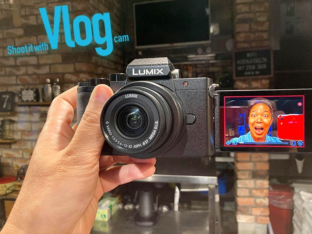 Shoot with Vlog cam/Vol.01