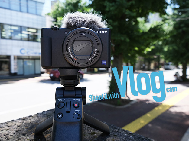 Shoot with Vlog cam/Vol.02