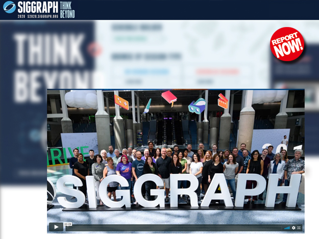 SIGGRAPH2020