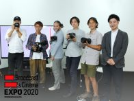 [Broadcast & Cinema EXPO 2020~Edit:Canon]見逃し配信!