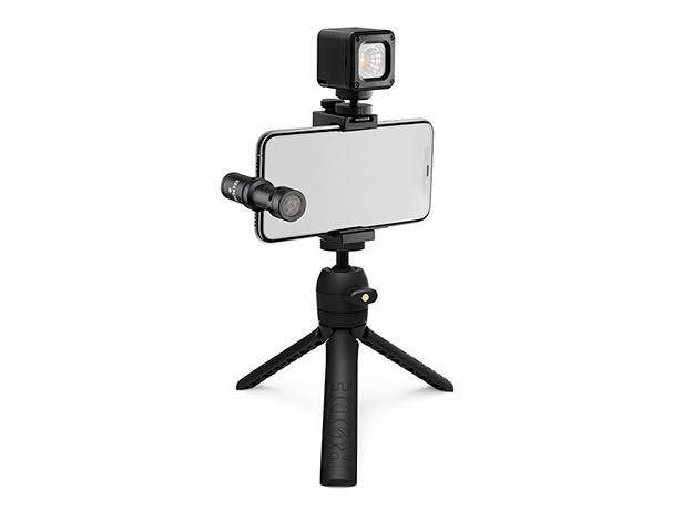 RODE_Vlogger Kit iOS edition