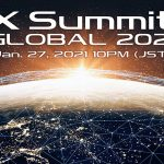X Summit GLOBAL 2021メイン