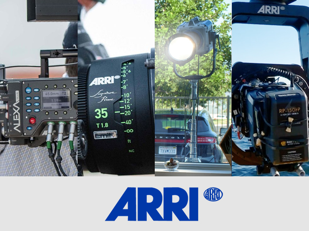 ARRI, my love