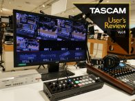 TASCAM User's Review Vol.04
