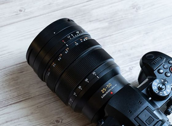 Vol.151 パナソニック「LEICA DG VARIO-SUMMILUX 25-50mm F1.7 ASPH.」レビュー。ズーム全域で開放F1.7を実現した望遠ズームレンズ登場[OnGoing Re:View]