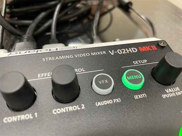 Vol.153 「V-02HD MK II」最速レビュー!USB STREAM出力対応とAUDIO IN端子を増設[OnGoing Re:View]